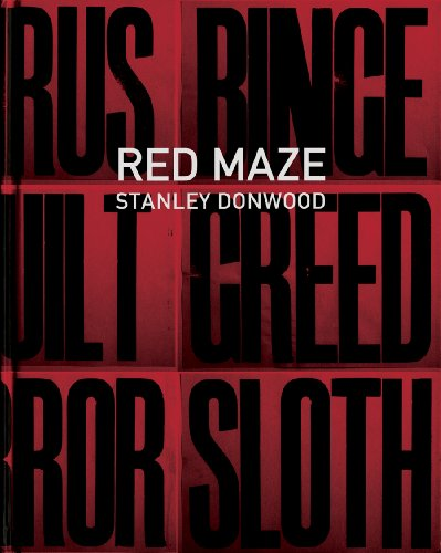 Stanley Donwood: Red Maze: Donwood, Stanley