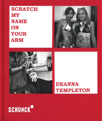 9789490624064: Deanna Templeton: Scratch My Name On Your Arm