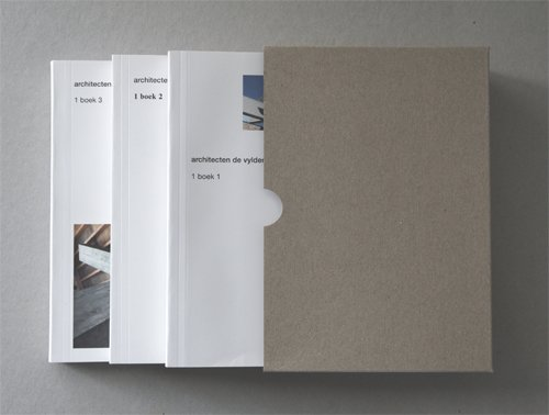 9789490693268: Architecten De Vylder Vinck Taillieu: Set of 3 Volumes