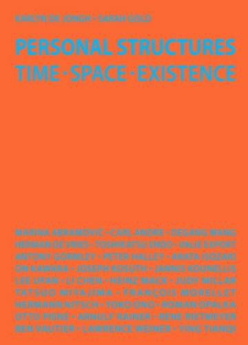 9789490784133: Personal Structures: Time, Space, Existence (English and Japanese Edition)