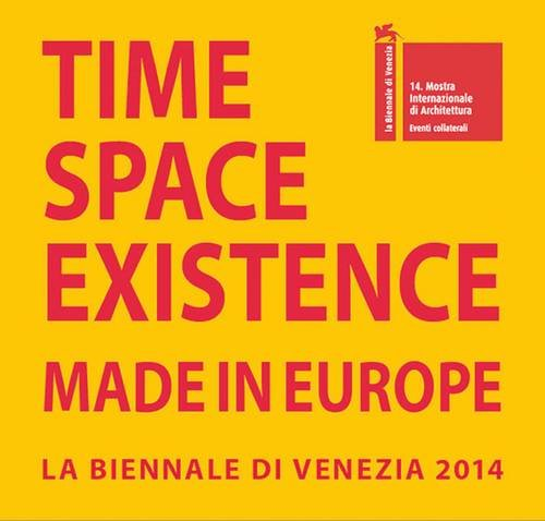 9789490784157: Time Space Existence: Made in Europe
