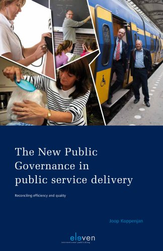 9789490947446: The New Public Governance in Public Service Delivery: Reconciling Efficiency and Quality