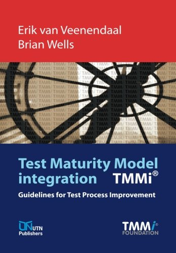 9789490986100: Test Maturity Model Integration: Guidelines for Test Process Improvement