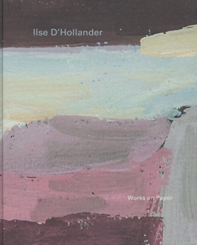 9789491376979: Works on Paper: Ilse D Hollander (English and German Edition)