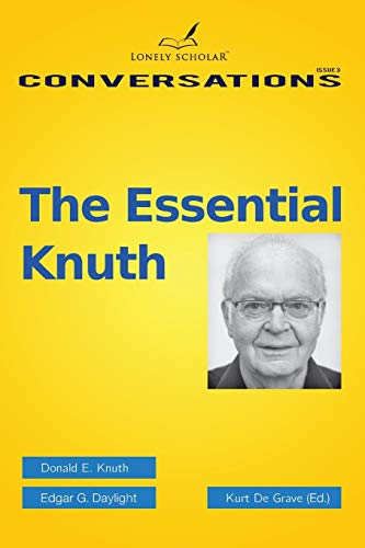 9789491386039: The Essential Knuth