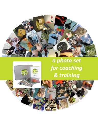 9789491552014: Caleidoscopio cards: a photo set for coaching and training
