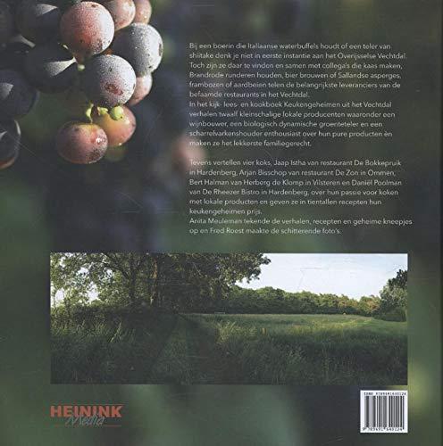 9789491640124: Keukengeheimen uit het Vechtdal / druk 1