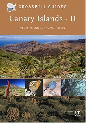 Canary Islands II: II: Tenerife and La Gomera - Spain: Hilbers, Dirk, Woutersen, Kees