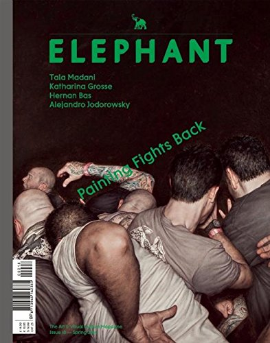 9789491727221: Elephant: The Art & Visual Culture Magazine