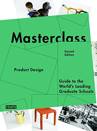 9789491727641: Masterclass: Product Design: Guide to the World's Leading Graduate Schools