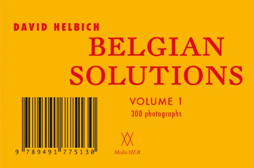 9789491775130: David Helbich: Belgian Solutions