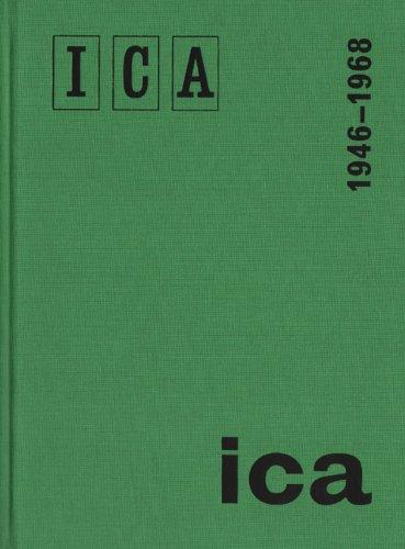 9789491843136: Institute of contemporary arts, London 1946-1968