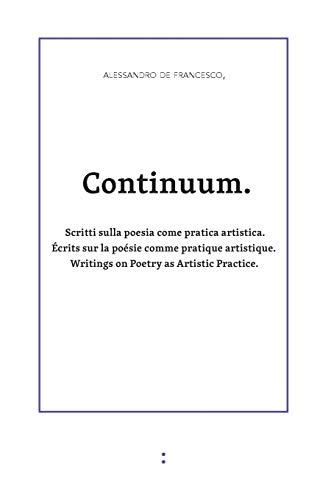 9789491914065: Continuum