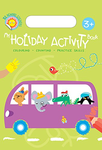My Holiday Activity Book 3+ (Activity Books)