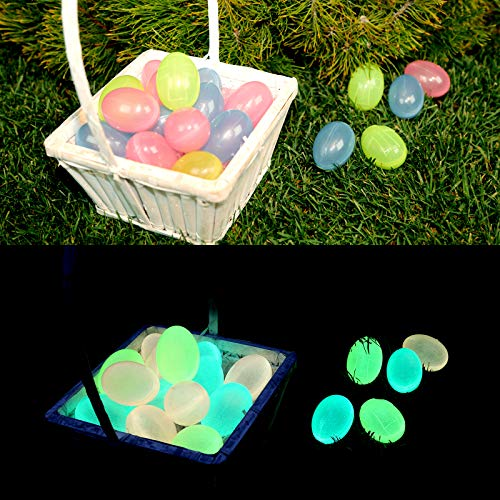 9789492243218: Egglo Glow-In-The-Dark Easter Eggs