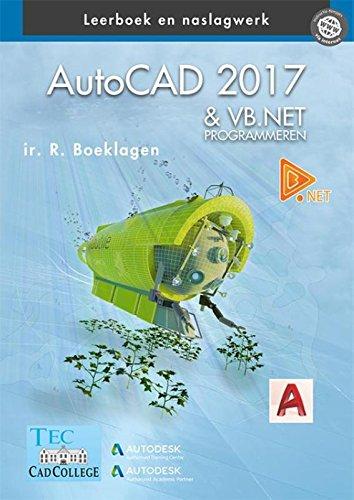 9789492250117: AutoCAD 2017: & VB.NET