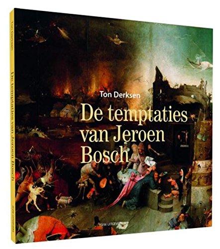 9789492538000: De temptaties van Jeroen Bosch