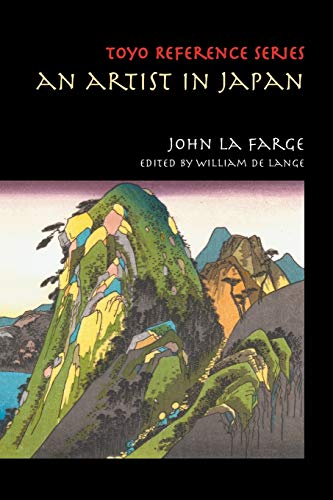 9789492722034: An Artist in Japan (TOYO Reference Series) [Idioma Inglés]