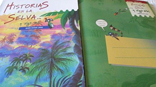 9789500106696: The Historias de La Selva y Algo Mas (Spanish Edition)