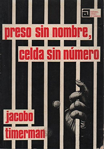 9789500201384: Preso sin nombre, celda sin numero/ Prisoner Without a Name, Cell Without a Number