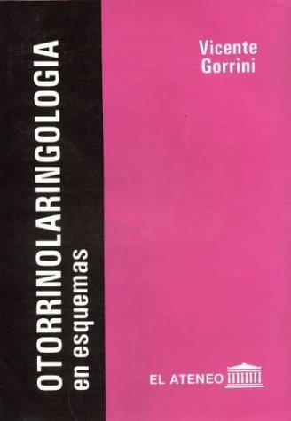 9789500202749: Otorrinolaringologia En Esquemas