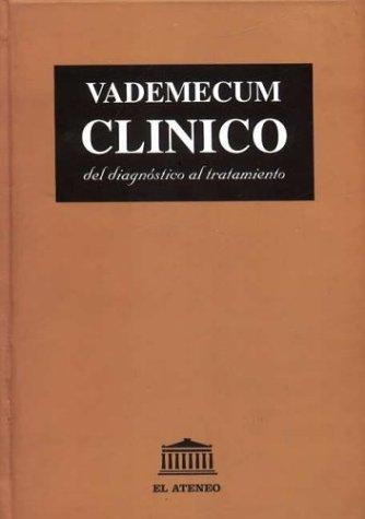 9789500203203: Vademecum Clinico del Medico Practico - 8 Edicion (Spanish Edition)
