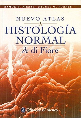 Nuevo Atlas de Histologia Normal de Di: Piessi