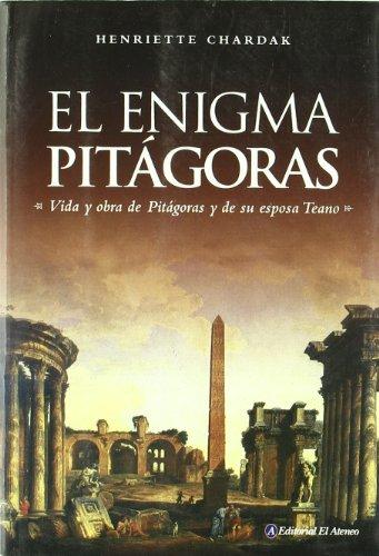 El enigma de Pitagoras / The Pitagora'S: Henriette Edwige Chardak