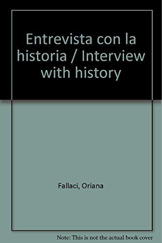 9789500207133: Entrevista con la historia / Interview with history