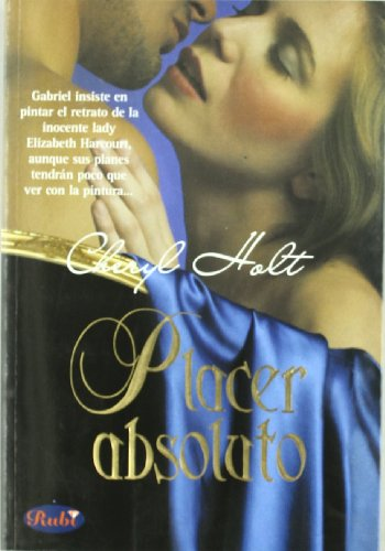 PLACER ABSOLUTO ; Absolute Pleasure; English Signed.: HOLT, CHERYL