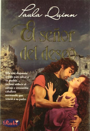 9789500258401: El Senor Del Deseo/ Lord of Desire (Spanish Edition)