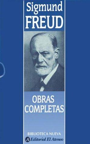 9789500274449: Obras Completas Sigmund Freud (Biblioteca Nueva / New Library) (Spanish Edition)