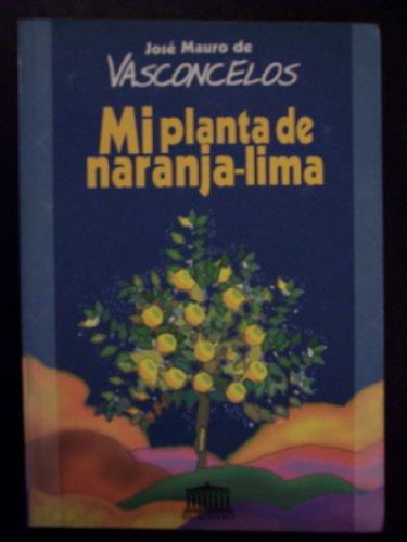 9789500285094: Miplanta de naranja-lima (portugues edition)