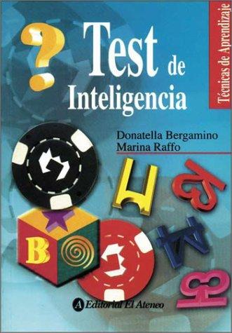 9789500286374: Test de Inteligencia (Spanish Edition)