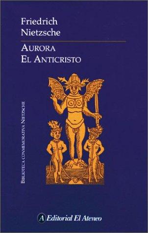 9789500286428: Aurora - El Anticristo (Spanish Edition)