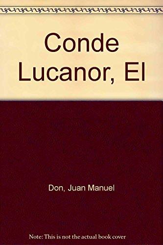 9789500300629: Conde Lucanor, El