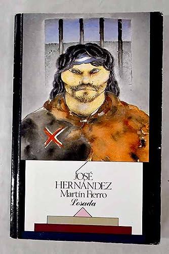 Martin Fierro (Biblioteca Clasica y Contemporanea, No.: Jose Hernandez