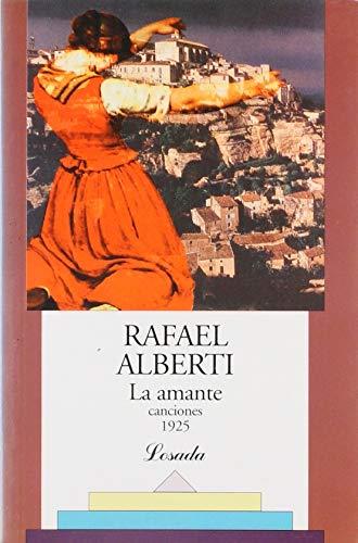 LA Amante / The Lover (Biblioteca Clasica: Alberti, Rafael