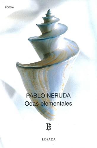 9789500301800: Odas Elementales, Las N.280 (Biblioteca Clasica Y Contemporanea)