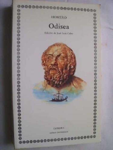 La Odisea (Spanish Edition): Homer, Homero