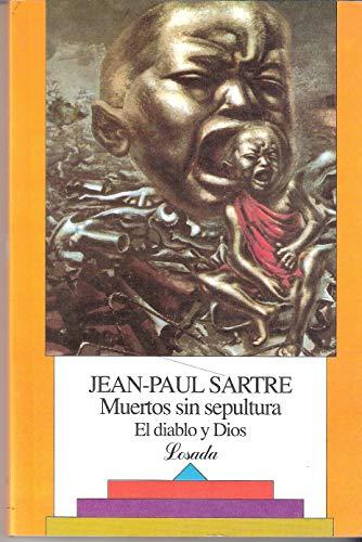 9789500302838: Muertos Sin Sepultura (Biblioteca Clasica Y Contemporanea) (Spanish Edition)