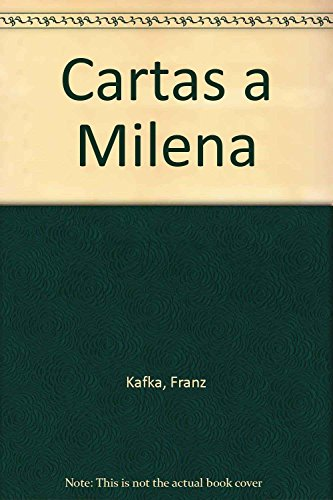 9789500303637: Cartas a Milena (Spanish Edition)