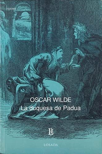 9789500305631: Duquesa De Padua, La -647- (Biblioteca Clasica Y Contemporanea)