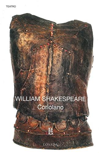 coriolano coriolanus biblioteca clasica y contemporanea spanish edition