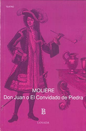 9789500305884: DON JUAN O EL CONVIDADO DE PIEDRA