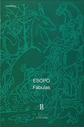Imagen de archivo de Fabulas de Esopo (Paperback) a la venta por Book Depository hard to find