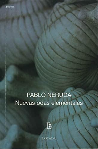 9789500306515: Nuevas Odas Elementales (Spanish Edition)