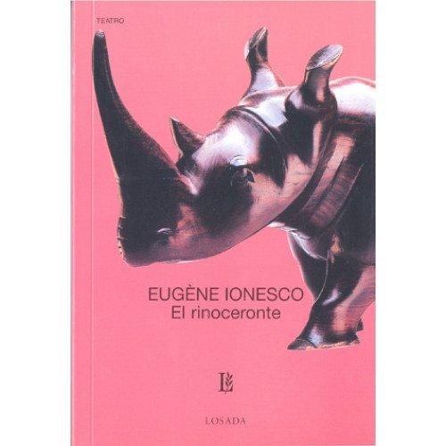 9789500306805: El rinoceronte