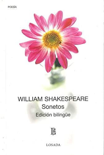9789500307536: Sonetos-Shakespeare(Ed.Biligue) (Clasicos (losada))