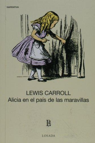 9789500307550: Alicia en el pais de las maravillas (Spanish Edition)
